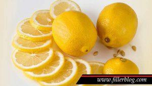Fungsi Jeruk Lemon