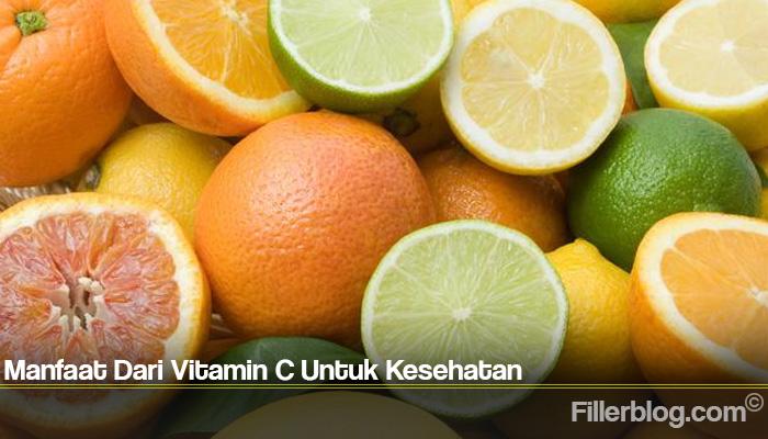 Manfaat Dari Vitamin C Untuk Kesehatan