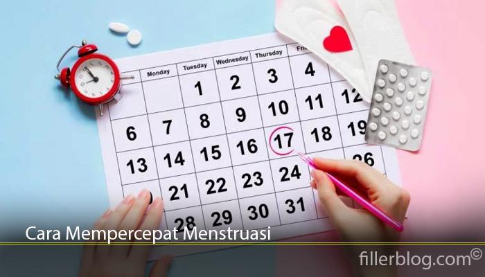 Cara Mempercepat Menstruasi