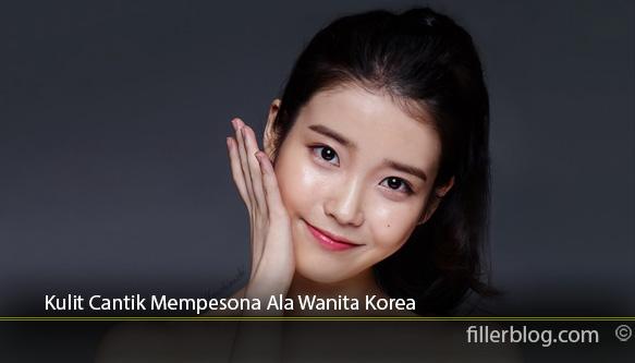 Kulit-Cantik-Mempesona-Ala-Wanita-Korea