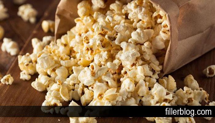 Manfaat Popcorn untuk Kesehatan yang Jarang Diketahui